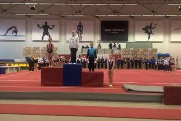 Turnster Jael Ligtenberg door naar finale Zuid-Holland