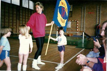 Gymnastiekvereniging Fit organiseert reünie