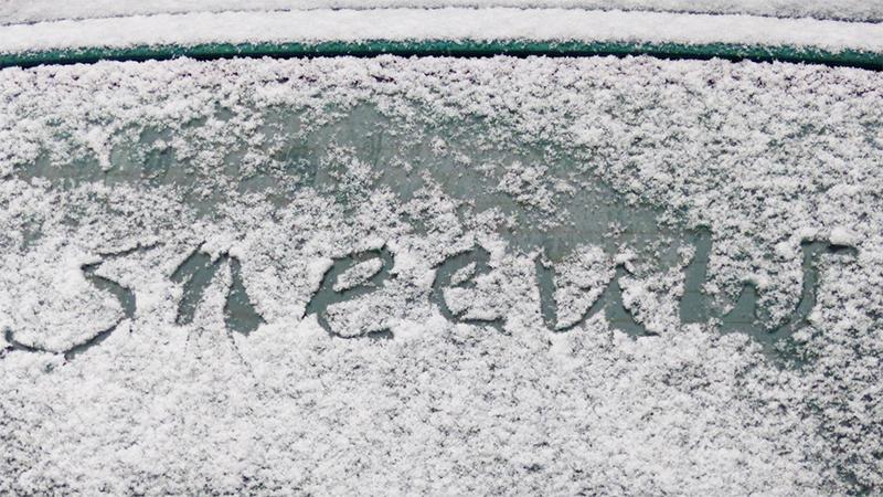 Verplaatsing ALV en lessen vervallen door winters weer