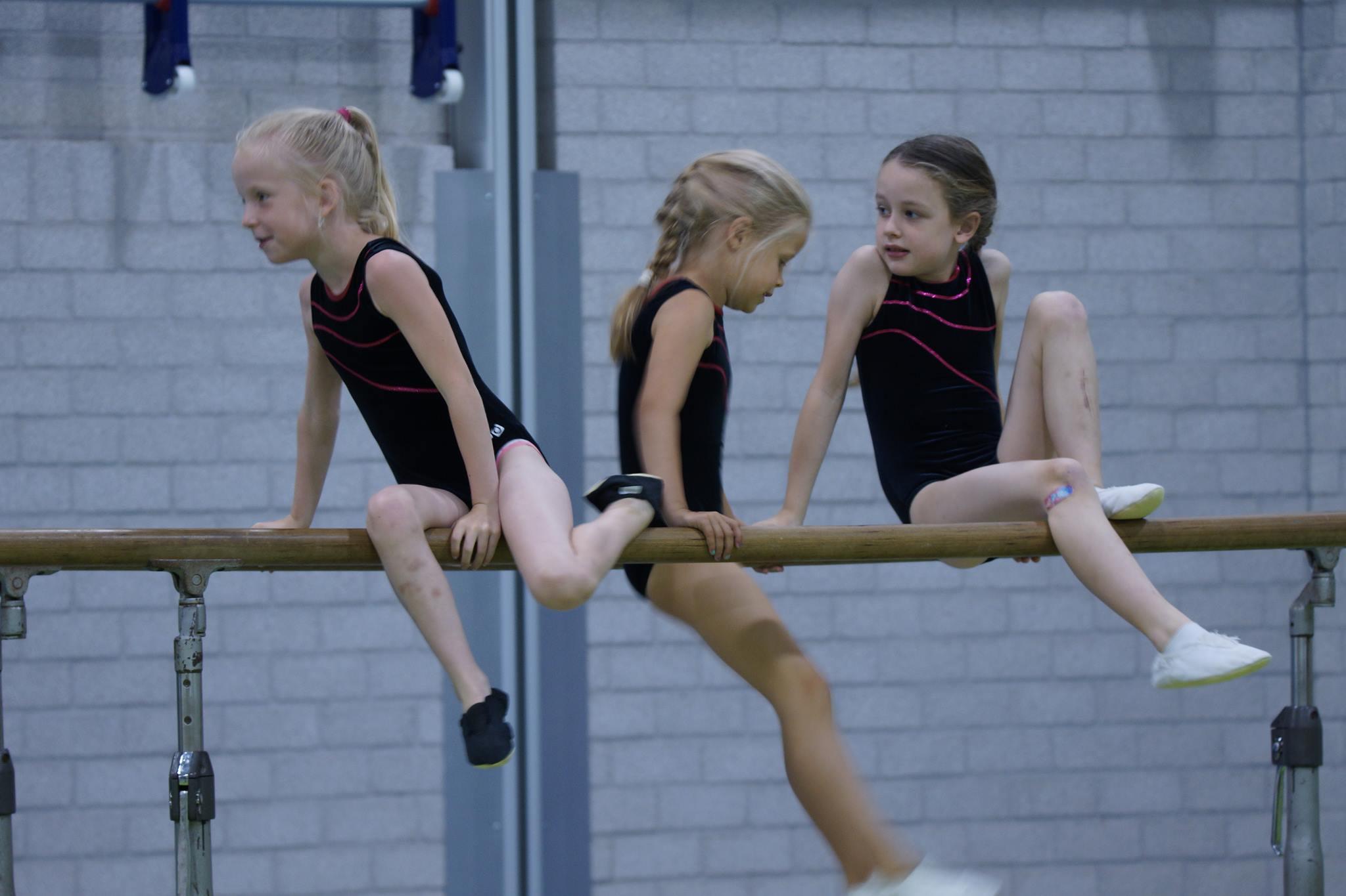 Turnen voor meisjes (vanaf 6 jaar)