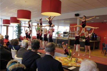 Acrobatische gym in Berkhout