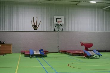 Kom gratis springen bij Gymnastiekvereniging Fit